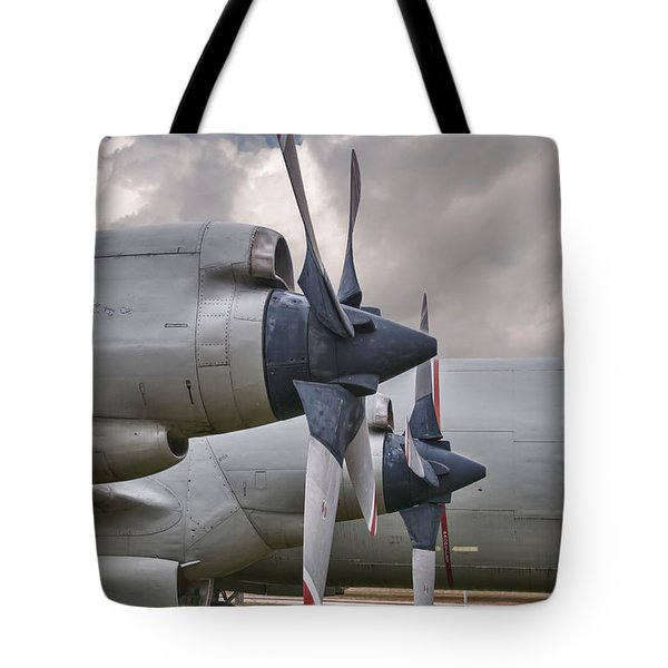 3 And 4 Tote Bag by Guy Whiteley