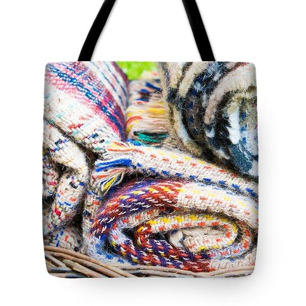 Blankets Tote Bag by Tom Gowanlock