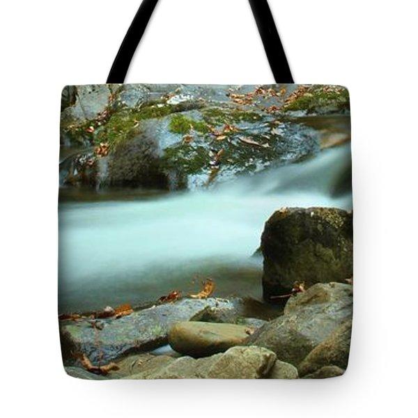 Flow Tote Bag by Dan Sproul
