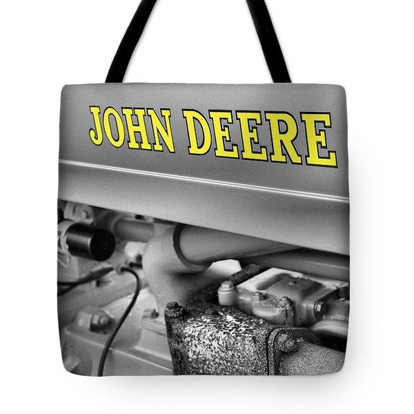 John Deere Tote Bag by Dan Sproul