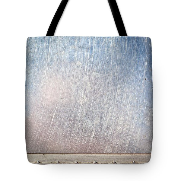 Metallic Background Tote Bag by Tom Gowanlock
