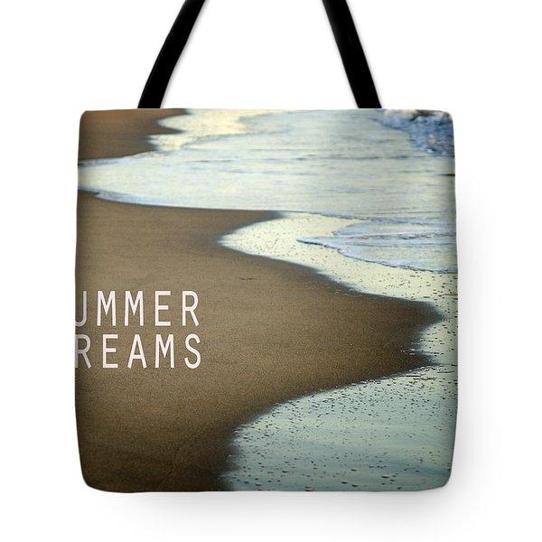 Summer Dreams Tote Bag by Guido Montanes Castillo