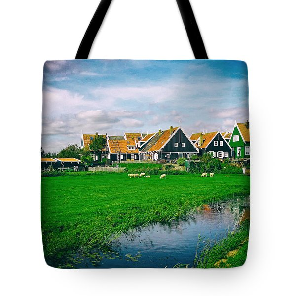 Summer in The Netherlands Tote Bag by Mountain Dreams