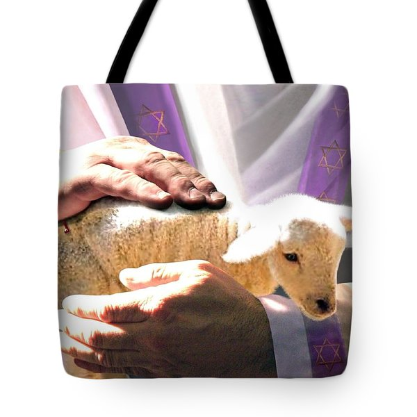The Chosen Tote Bag by Bill Stephens