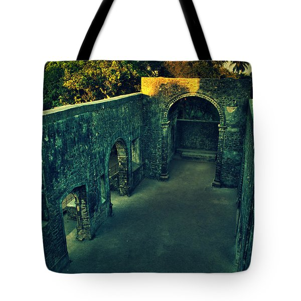 Vasai Fort Tote Bag by Salman Ravish