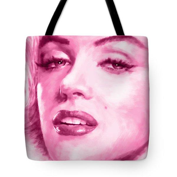 Very Beautiful Tote Bag by Atiketta Sangasaeng