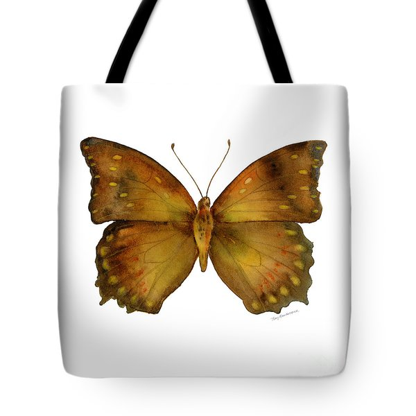 34 Charaxes Butterfly Tote Bag by Amy Kirkpatrick