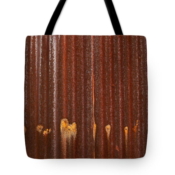 344 And Rust Tote Bag by Gary Slawsky