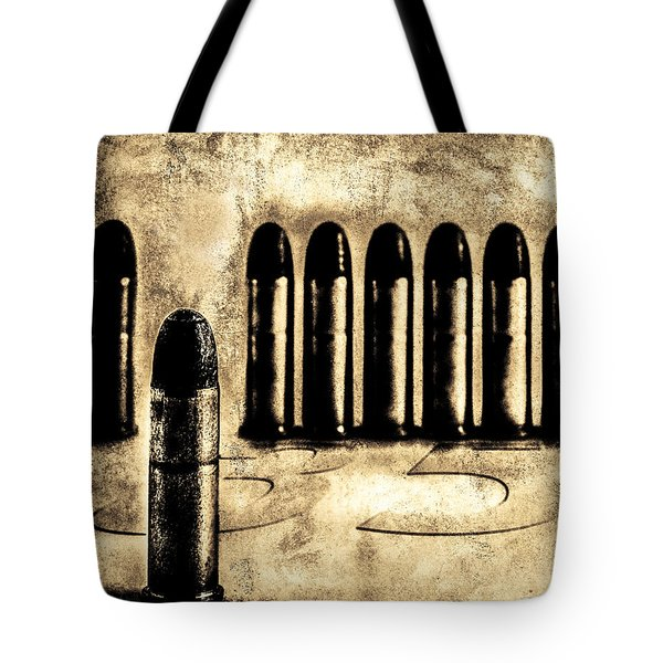 357 Tote Bag by Bob Orsillo