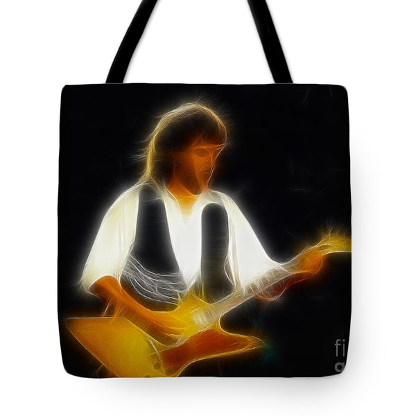 38 Special-94-jeff-gc25-fractal Tote Bag by Gary Gingrich Galleries