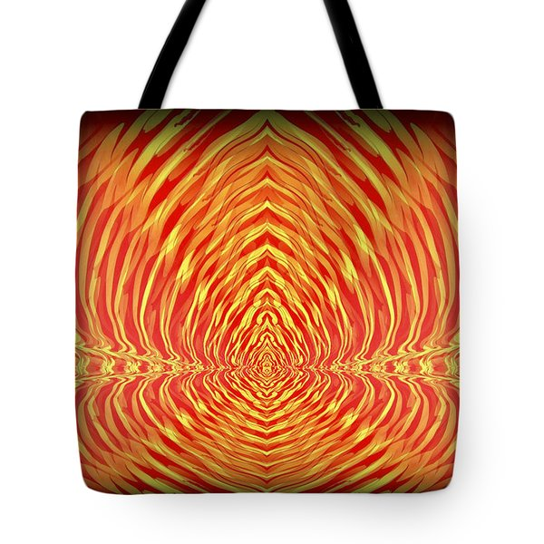 Abstract 98 Tote Bag by J D Owen