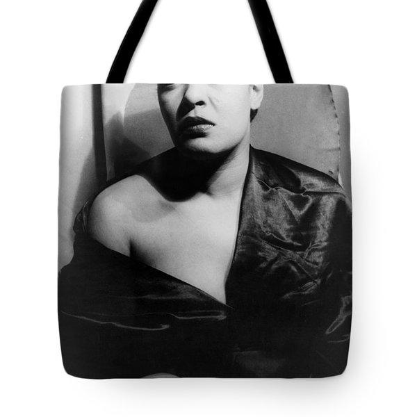 Billie Holiday (1915-1959) Tote Bag by Granger