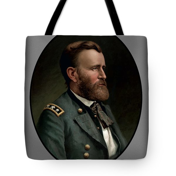 General Grant Tote Bag by War Is Hell Store