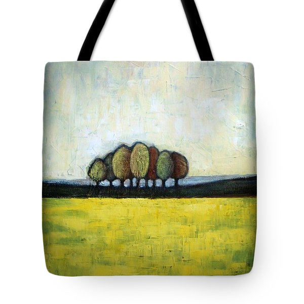 Indian Summer Tote Bag by Vesna Antic