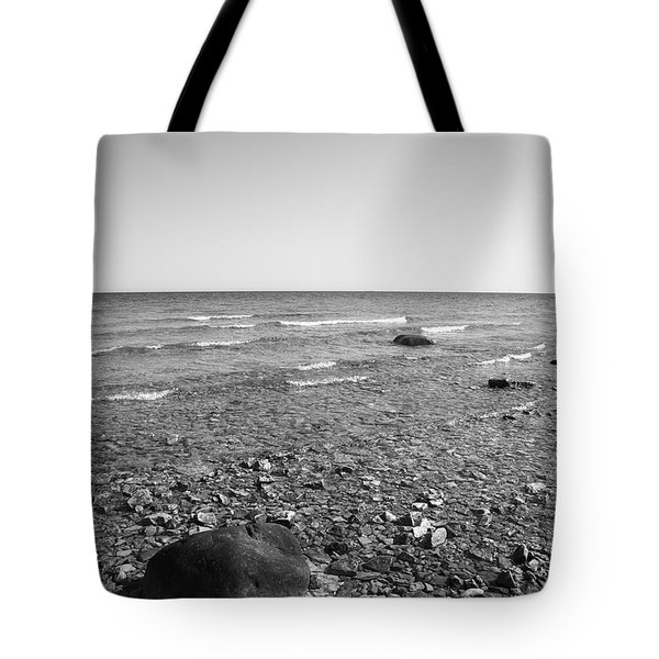 Lake Huron Tote Bag by Frank Romeo