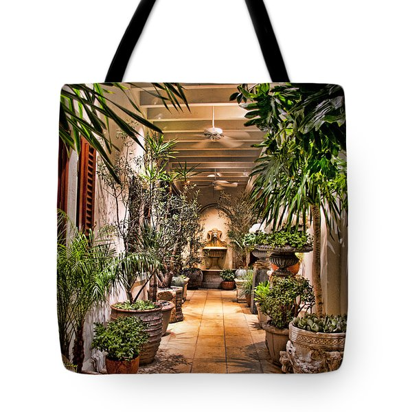 444 Rodeo Drive Tote Bag by Chuck Staley