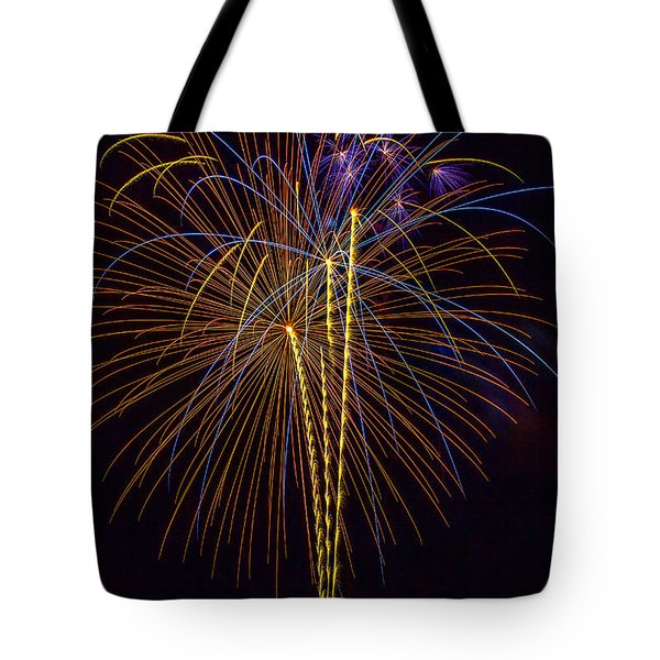 4th July #14 Tote Bag by Diana Powell