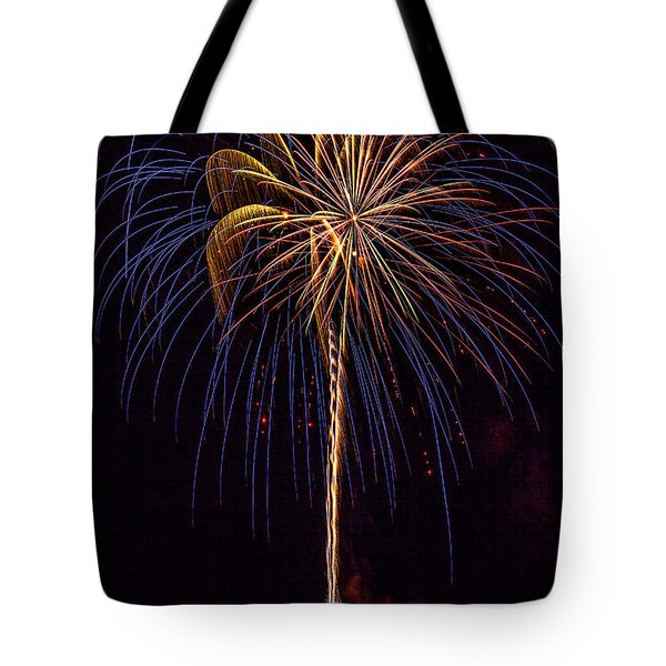 4th July #16 Tote Bag by Diana Powell