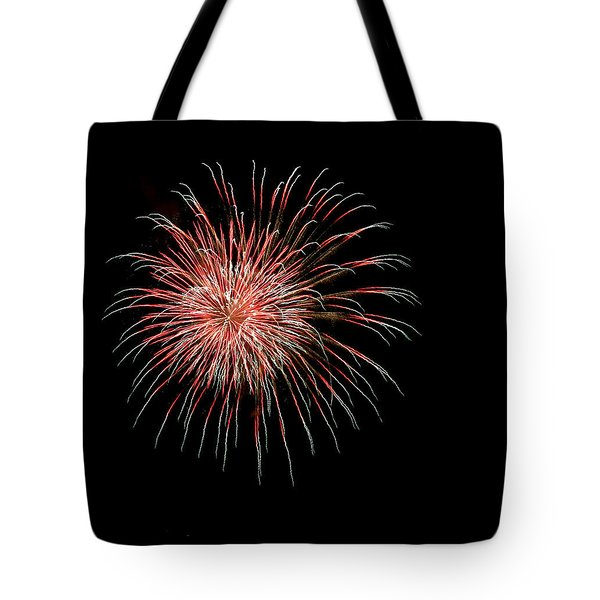 4th of July 4 Tote Bag by Marilyn Hunt