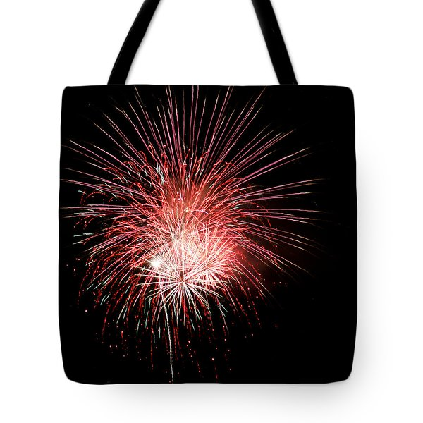 4th Of July 8 Tote Bag by Marilyn Hunt