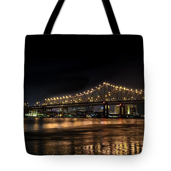 4th Of July In The Big Easy Tote Bag by David Morefield