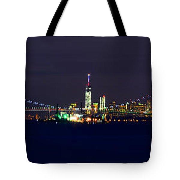 4th of July New York City Tote Bag by Raymond Salani III