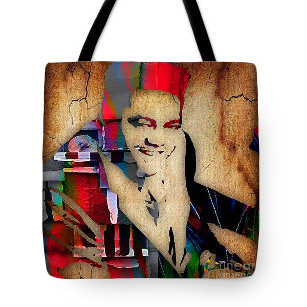 Fats Domino Collection Tote Bag by Marvin Blaine