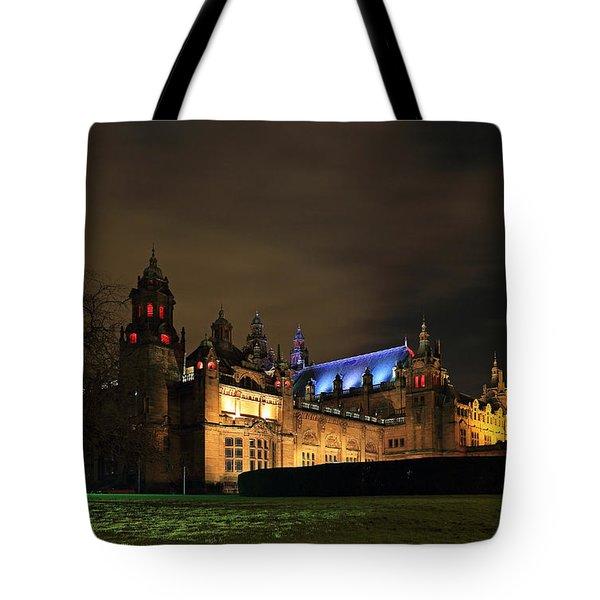 Kelvingrove Museum Tote Bag by Grant Glendinning
