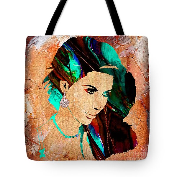 Kim Kardashian Collection Tote Bag by Marvin Blaine
