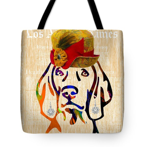 Weimaraner Collection Tote Bag by Marvin Blaine