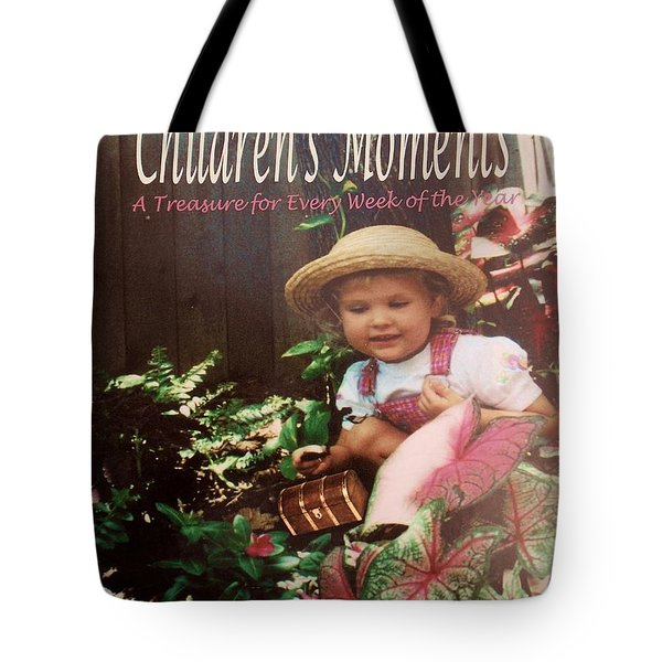 52 Children's Moments - Book Cover Tote Bag by Eloise Schneider