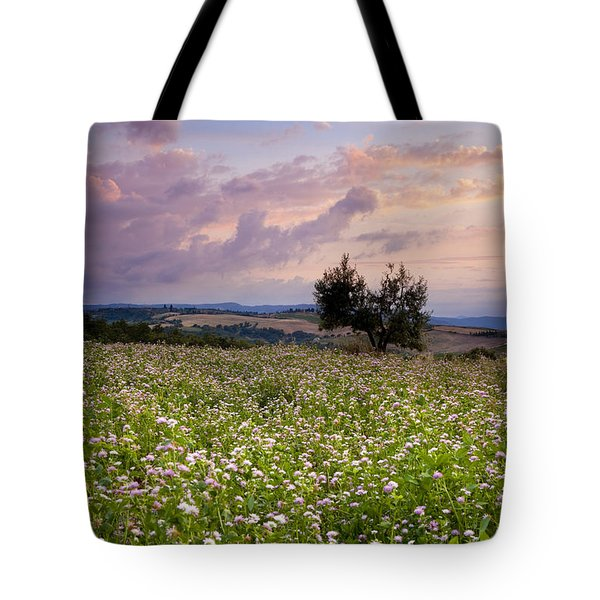 Tuscany Tote Bag by Brian Jannsen
