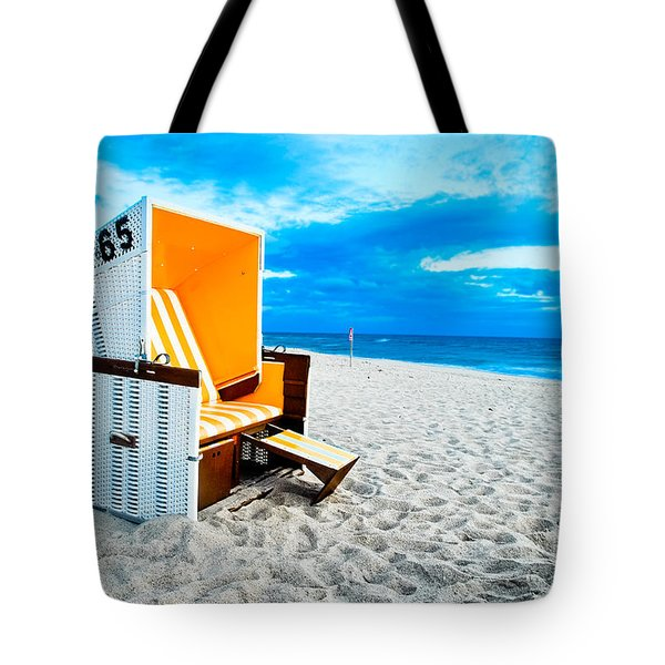 65 Invites Tote Bag by Hannes Cmarits