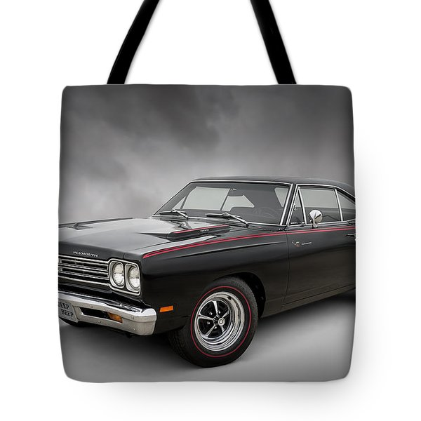 '69 Roadrunner Tote Bag by Douglas Pittman