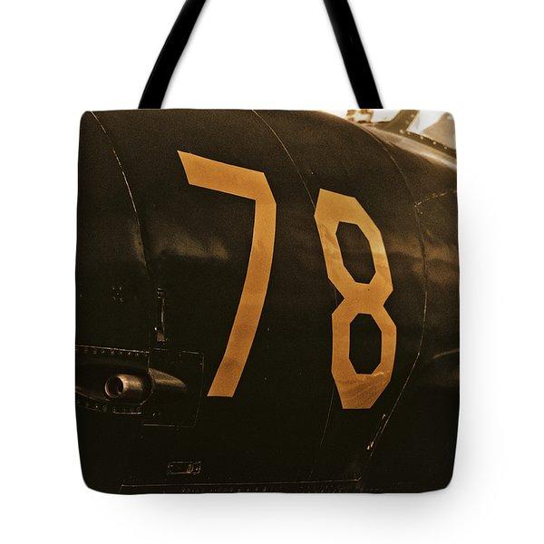 78 Tote Bag by Christi Kraft
