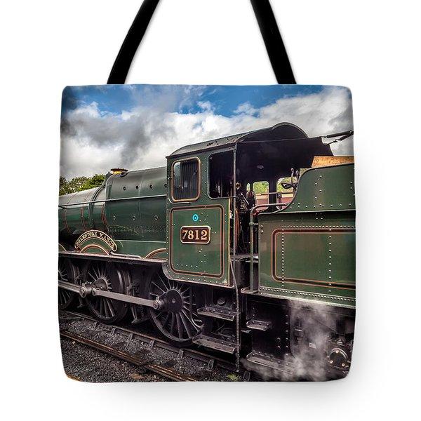 7812 Erlestoke Manor Tote Bag by Adrian Evans