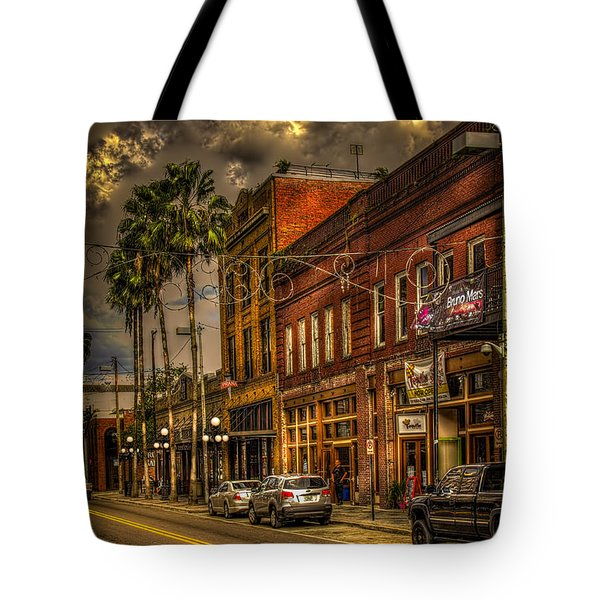 7th Avenue Tote Bag by Marvin Spates