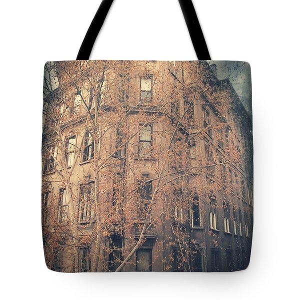 7th Floor Tote Bag by Taylan Apukovska