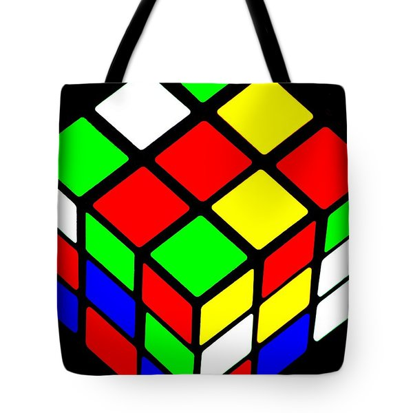 80s Icon Tote Bag by Benjamin Yeager