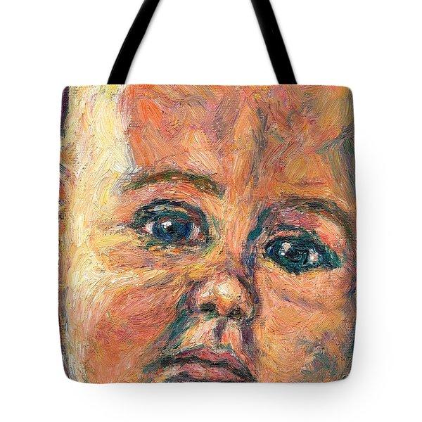 A Beginning Tote Bag by Kendall Kessler