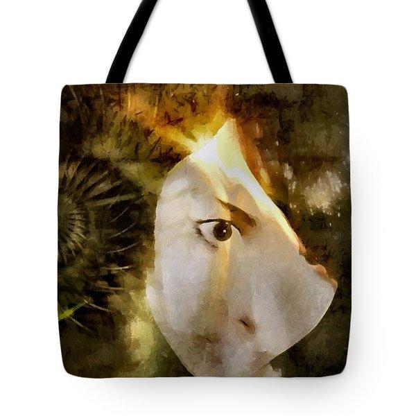 A bright idea Tote Bag by Gun Legler