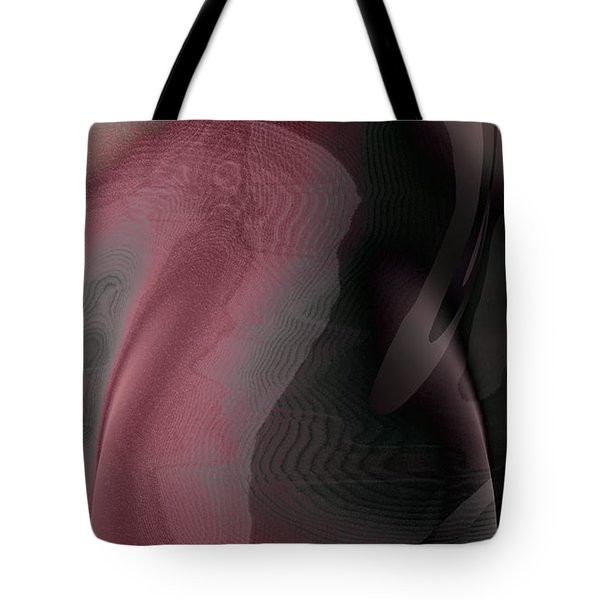 A Craft At Landing Tote Bag by James Barnes