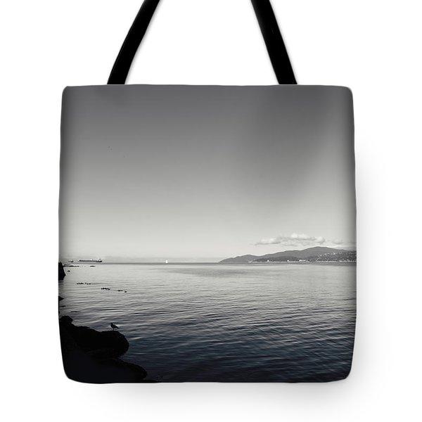 A Drop in the Ocean Tote Bag by Lisa Knechtel