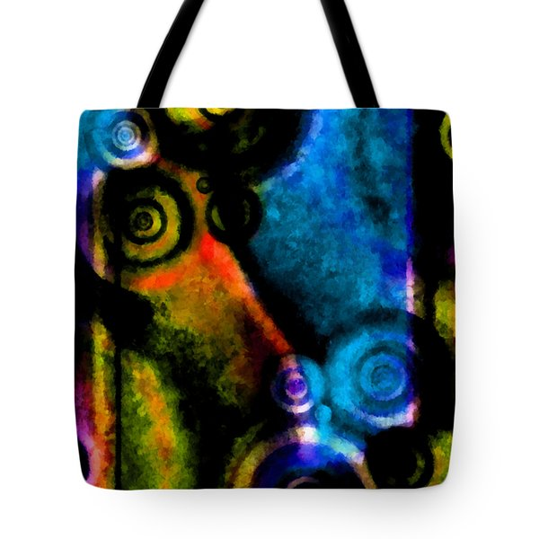 A Drop In The Puddle 2 Tote Bag by Angelina Vick