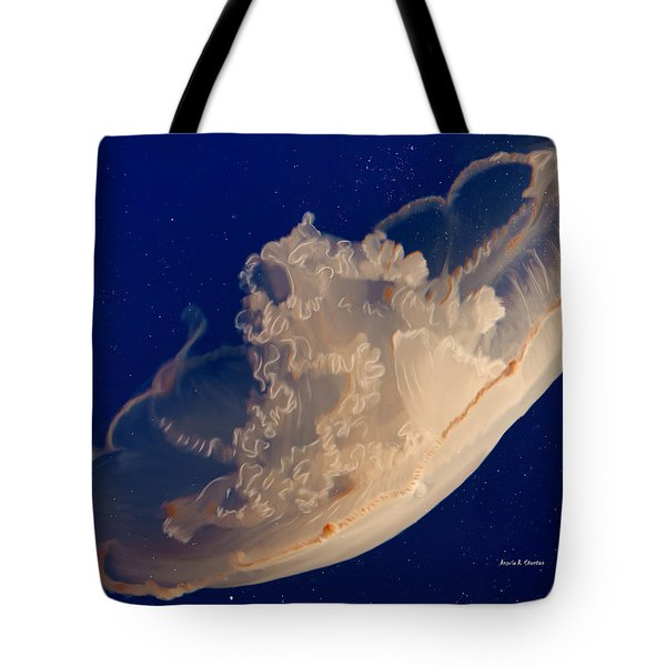A Hat Never To Be Worn  Tote Bag by Angela A Stanton