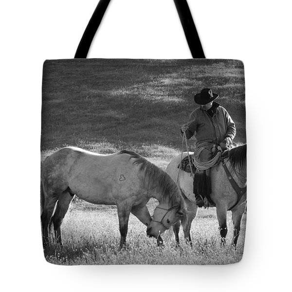 A Kind Moment Tote Bag by Sandra Bronstein