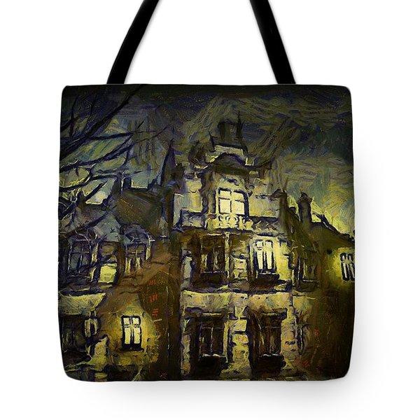 a la van Gogh Tote Bag by Gun Legler