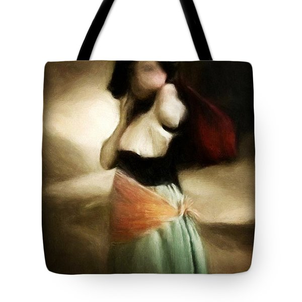 A Life On The Roads Tote Bag by Gun Legler