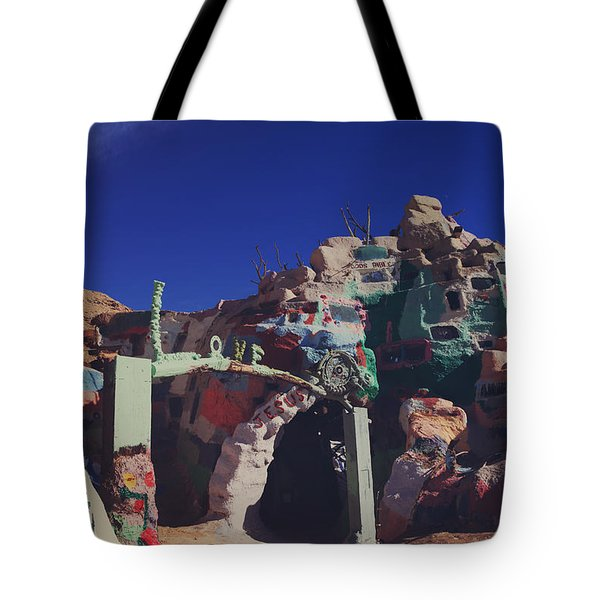A Loving Entrance Tote Bag by Laurie Search