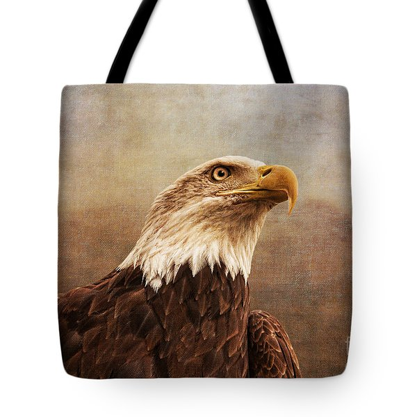 A Majestic Creature Tote Bag by Cindy Tiefenbrunn